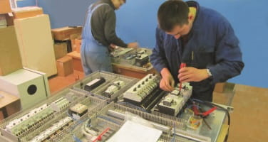 Сборка и монтаж электрощита